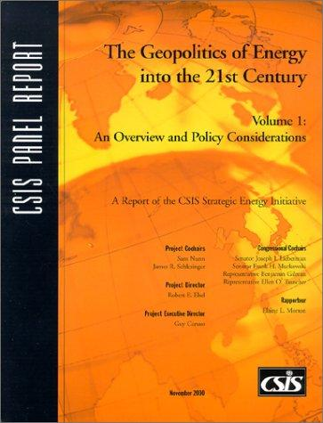 Download The Geopolitics of Energy into the 21st Century