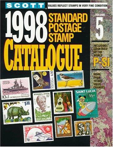 Download Scott 1998 Standard Postage Stamp Catalogue