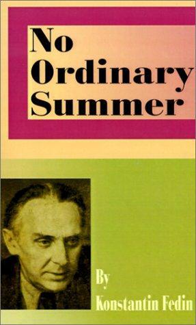 Download No Ordinary Summer