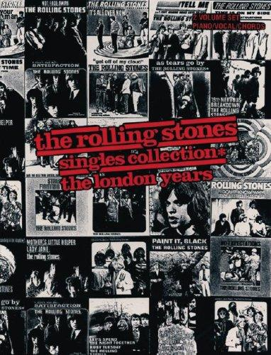 Image for Rolling Stones -- Singles Collection* The London Years: Piano/Vocal/Chords