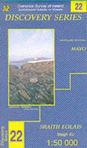 Mayo (Irish Discovery Maps Series)