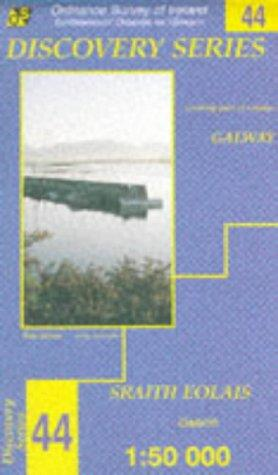 Download Galway (Irish Discovery Maps Series)