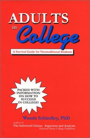 Download Adults in College