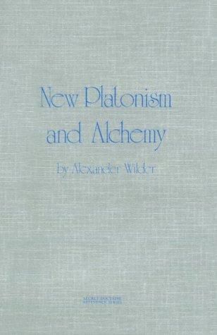 New Platonism & Alchemy