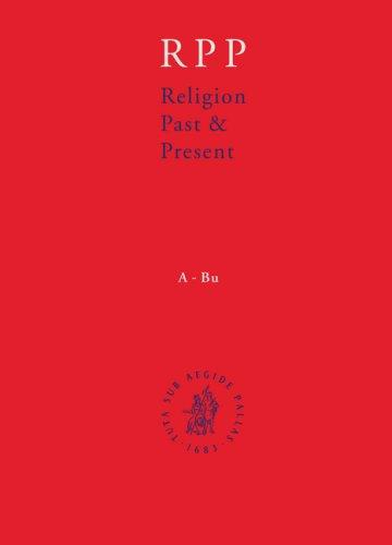 Download Religion Past And Present