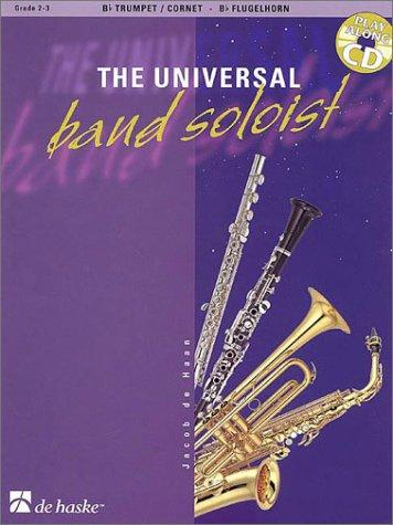 The Universal Band Soloist with CD (Audio)