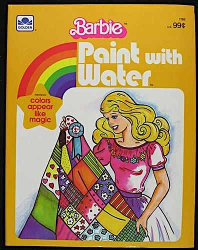 Download Barbie (Paint with Water)