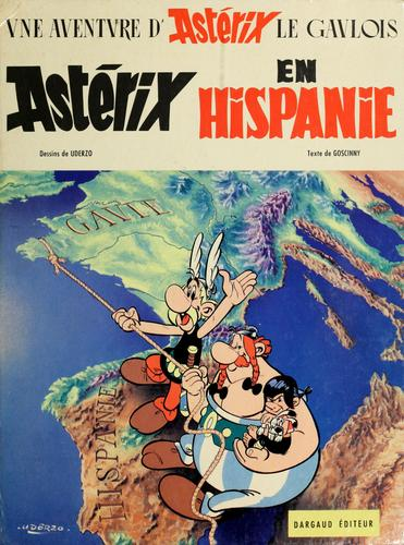 Astérix en Hispanie.