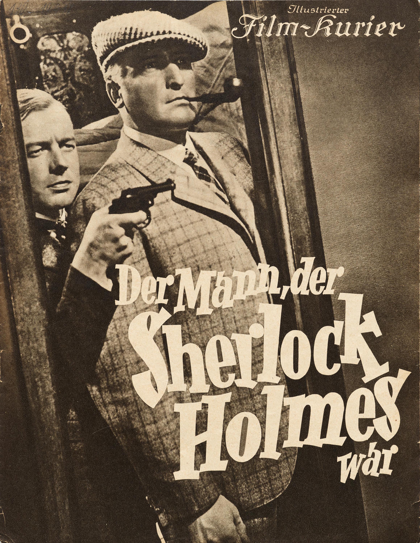 Der Mann Der Sherlock Holmes War Stream