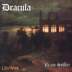 Dracula(271) by Bram Stoker audiobook cover art image on Bookamo