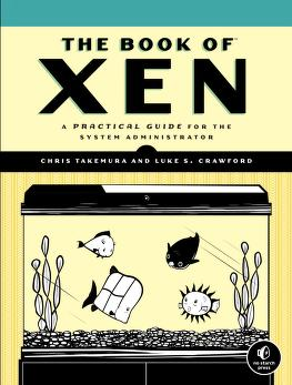 The book of Xen by Chris Takemura