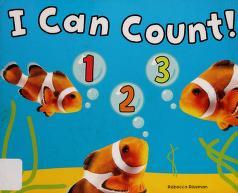 Cover of: I can count! | Rebecca Rissman