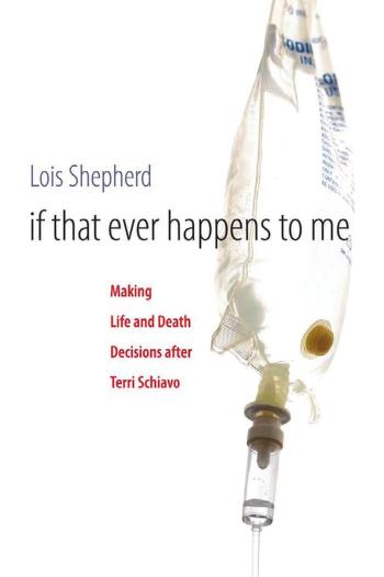 If that ever happens to me by Lois L. Shepherd