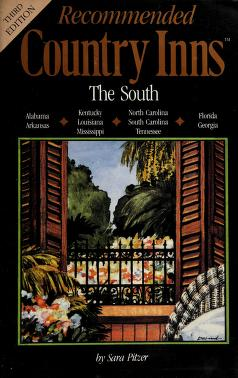 Cover of: Recommended Country Inns | Sara Pitzer