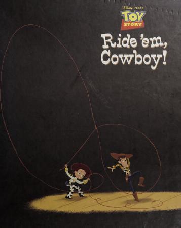 Cover of: Ride 'em, cowboy! | Kate McMullan
