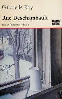 Cover of: Rue Deschambault | Roy, Gabrielle