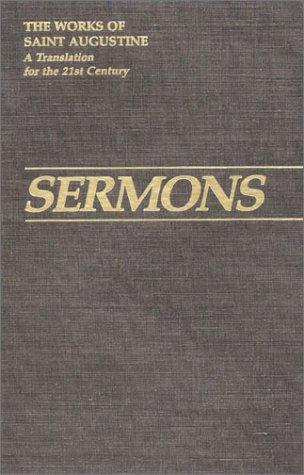 Sermons 20-50 (Works of Saint Augustine) by Augustine of Hippo