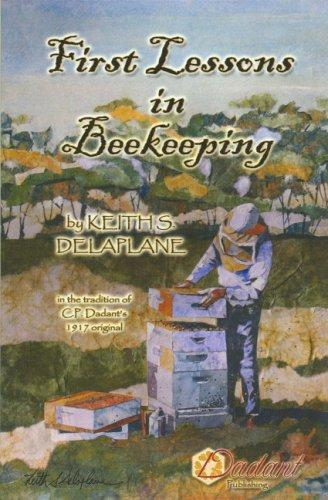 First Lessons in Beekeeping by Keith Delaplane