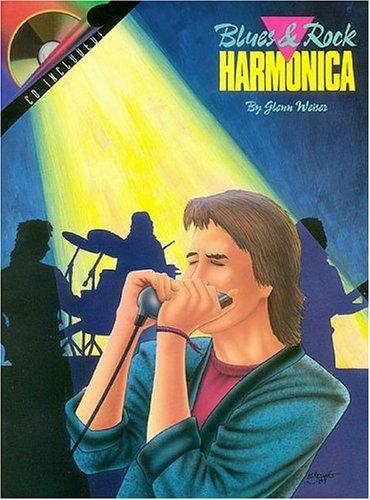 Blues and Rock Harmonica by Glenn Weiser