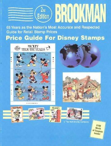 Brookman Stamp Prices for Disney by Arlene Dunn