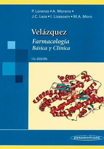 Libro de segunda mano: Velazquez-farmacologia Basica Y Clinica/ Basic and Clinical Pharmacology
