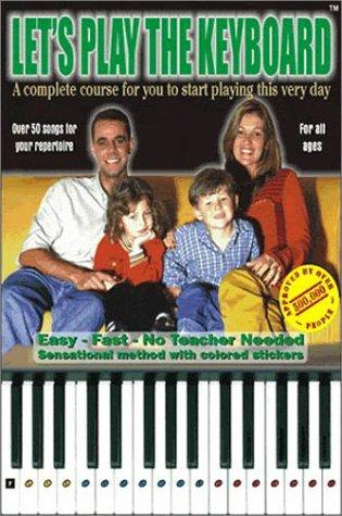 Let's Play The Keyboard (English) by Ricardo Pfutzenreuter