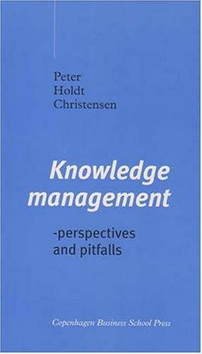 Knowledge Management by Peter Holdt Christensen