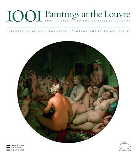 1001 Paintings at the Louvre by Vincent PamarSde
