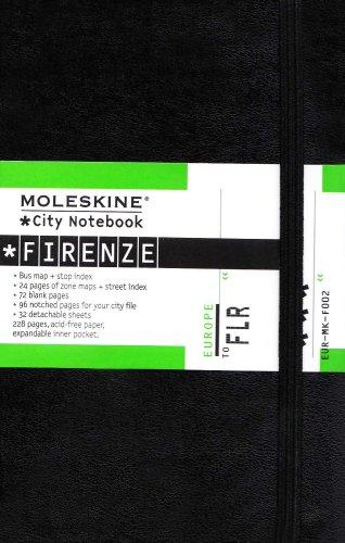 Moleskine City Notebook Firenze (Florence) by Moleskine