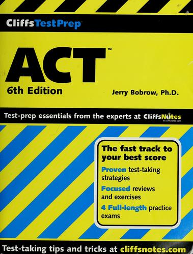 ACT by Jerry Bobrow