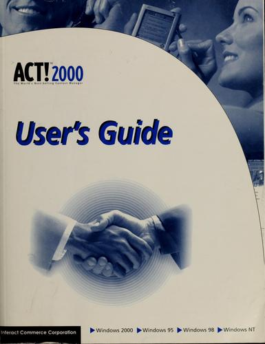ACT! 2000 by