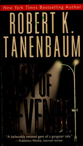 Act of revenge by Robert Tanenbaum