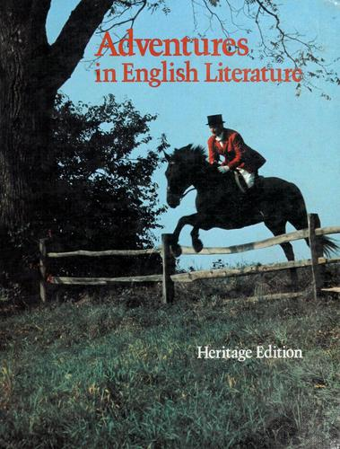 Adventures in English literature by