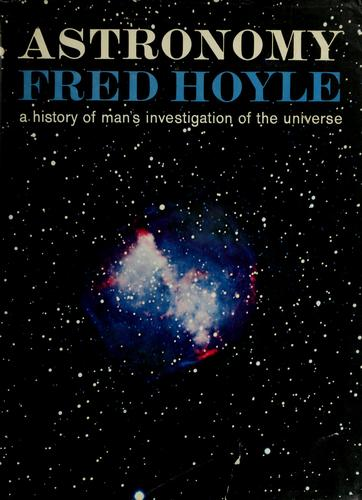 Astronomy by Fred Hoyle